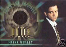 Outer Limits: Sex, Cyborgs & Sci-Fi CC6 Frank Whaley as Zig Fowler Costume Card