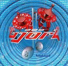 BJORK - IT'S OH SO QUIET 4 TRACK CD SINGLE VGC