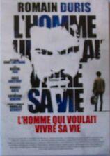 DVD L'HOMME QUI VOULAIT VIVRE SA VIE - Romain DURIS / Catherine DENEUVE
