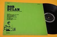 BOB DYLAN LP RARE BATCH OF LITTLE WHITE WONDER ITALY MONO 1974