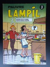 Album broché Pauvre Lampil N° 3 EO 1980