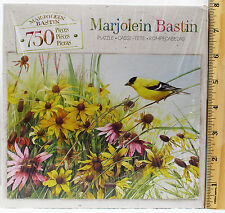 Marjolein Bastin 750 Pc Jigsaw Puzzle New Sealed Life Full Bloom Bird Mother's