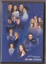 NBC Studios - For Your Emmy Consideration - Promo DVD Wll & Grace Ed Boomtown