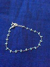 Stone Anklet Avon Blue