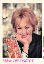 1964, Mylene Demongeot / Albert Finney Japan Vintage Clippings 4et6