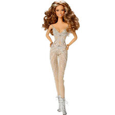 Jennifer Lopez World Tour Barbie Doll nrfb 2013 #Y3357