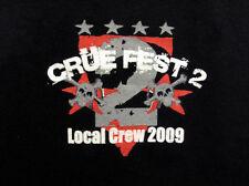 Motley Crue Fest 2 Local Crew shirt Unique Gift idea