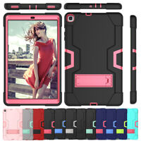 "Shockproof Armor Defender Case For Samsung Galaxy Tab A 10.1"" 2019 SM-T510 T515"