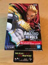 Mirio Togata figure My Hero Academia / The Amazing Heroes, Banpresto, NEW