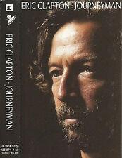 Eric Clapton Journeyman CASSETTE ALBUM Reprise Duck WX322C Blues Rock Classic