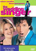 Wedding Singer DVD Frank Coraci(DIR) 1998