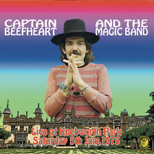 Captain Beefheart - Live At Knebworth [New CD] Picture Disc, With Booklet
