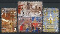 Thailand Art Stamps 2019 MNH Thai Heritage Conservation Cultures 4v Set