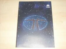56215) Tata Safari Indica Telcoline Genf Pressemappe 03/1991
