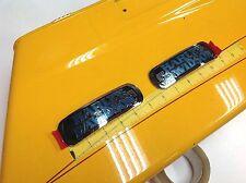 OEM Genuine Harley Softail Touring Dyna Fuel Gas Tank Emblems Badges Springer