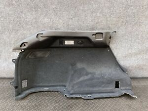 ✔LEXUS 16-19 RX350 RX450H TRUNK REAR LEFT SIDE LINER CARPET PANEL COVER OEM