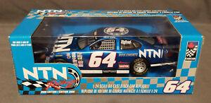 2000 Mark Dilley #64 NTN Bearings Ford 1/24 CASCAR East Diecast Promo (RARE)