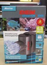 New Eheim Streamon+ 5000 Pump w/Magnetic Bracket For Fresh/Salt 132 Gallon