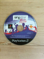 Singstar Rock Ballads for PS2 *Disc Only*