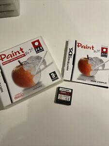 paint dessin nintendo DS compatible 2DS et 3DS