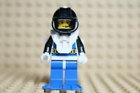 LEGO Genuine Aquazone Aquanaut 3 W/ Blue Flippers 6175 Minifig Minifigure