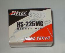 HI TEC HS-225MG MIGHTY MINI HI TEC SERVO 32225S NEW NIB