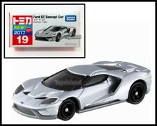 TOMICA #19 Ford GT Concept Car 1/64 TOMY 2017 September NEW DIECAST CAR Silver