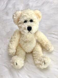 UNIPAK Jointed Buttermilk Teddy Bear Plush Stuffed Animal Toy