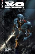X-O MANOWAR VOL #3 TPB PLANET DEATH Robert Venditti Valiant Comics #9-14 TP Nord