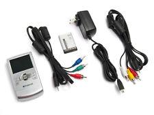 NEW Polaroid DVF-720SC 720p USB HD Digital Video Camcorder  Silver- Sealed