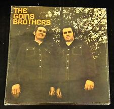 SEALED OLD STOCK BLUEGRASS The Goins Brothers Rebel 1543 Self Titled