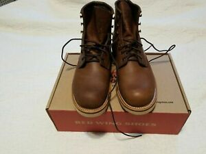 Redwing Men's Rover 6-Inch Boot 2952 Size 9.5