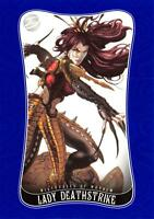 LADY DEATHSTRIKE / Marvel Dangerous Divas Series 2 (2014) BASE Trading Card #17