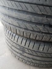 x2 225/45/17 continental contact sport 5 tyres