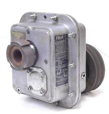 Falk Quadrive 4107j25c Enclosed Gear Drive Speed Reducer 2581 Ratio With Pulley