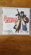 La Battaglia di Algeri / Ennio Morricone Gillo Pontecorvo / quartet records cd /