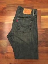 Levi's Stonewashed Short High Rise Jeans for Men