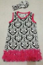 Handmade Animal Print Dresses (0-24 Months) for Girls