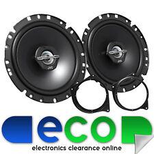 Seat Ibiza MK2 99-02 JVC 17cm 6.5 Inch 600 Watts 2 Way Front Door Car Speakers