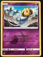 Carte Pokemon CREHELF 41/131 REVERSE Soleil et Lune 6 SL6 FR NEUF