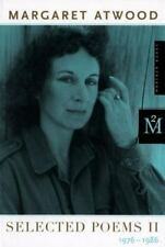 Selected Poems II: 1976 - 1986 by Atwood, Margaret