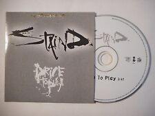 STAIND : PRICE TO PLAY ♦ CD SINGLE PORT GRATUIT ♦