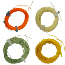 2XAventik Fast Sinking Fly Fishing Lines Trout Lake Saltwater Welded Loop 85FT