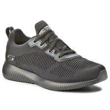 Skechers Mujer Zapatillas Negro Talla 37 38 39 40 41 Bobs Squad 2 117018 / BBK