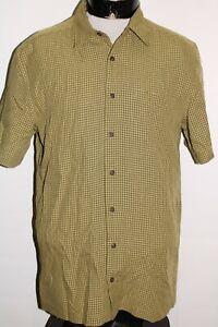 5.11 TACTICAL Mens medium M Plaid snap-Button-up shirt Combine ship Discount