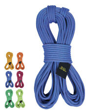 """12KN 58/77"""" (10.5mm) 100% Nylon Outdoor Sports Climbing Rope 15 Strand Rope CUT"""