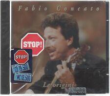 FABIO CONCATO LE ORIGINI CD F.C. SIGILLATO!!!