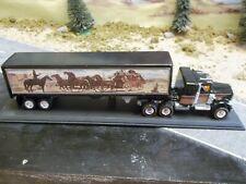 Hot Wheels Kenworth W900 Smokey and the Bandit Snowman Truck Custom 1:80