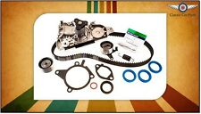 Timing Belt plus Water Pump Kit Mazda 323 BJ Astina Protege - Ford Laser KQ 1.6L
