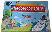 MONOPOLY ADVENTURE TIME COLLECTOR'S EDITION, BOARD GAME Hasbro 100% Complete